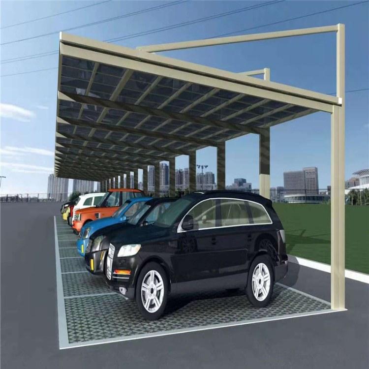 南京善雅大量定制铝合金车棚汽车停车蓬户外大型膜结构停车棚张拉膜遮阳棚质量优专业生产