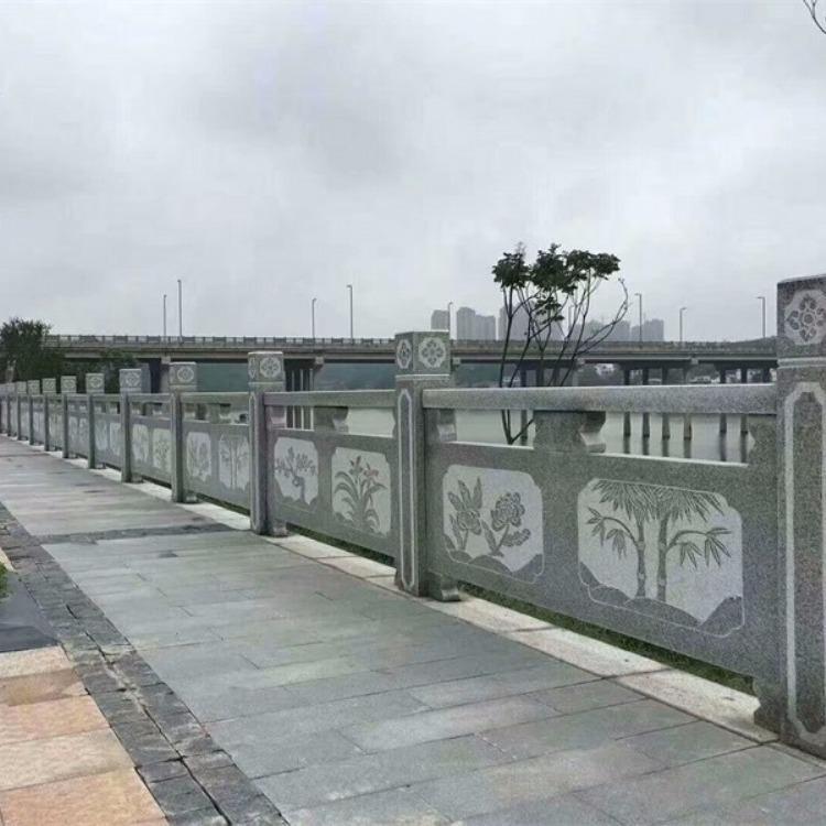 石栏板加工 建安 批发零售 护城河栏板 各种规格