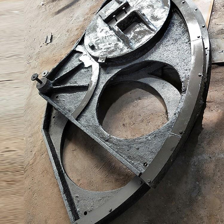 专业定制钢制一体闸门 渠道铸铁闸门 埔江机械