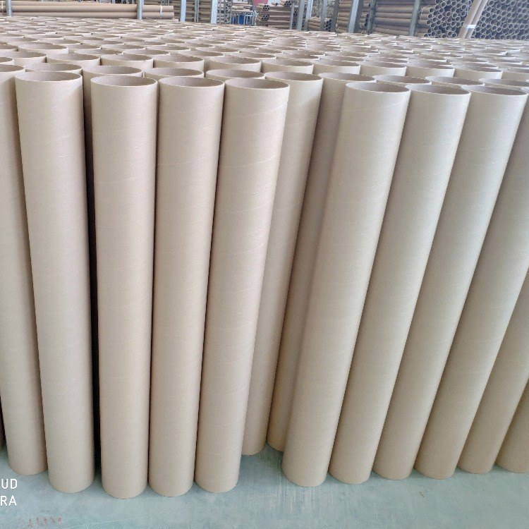 济南纸管厂家大量供应各种规格的高强度纸管
