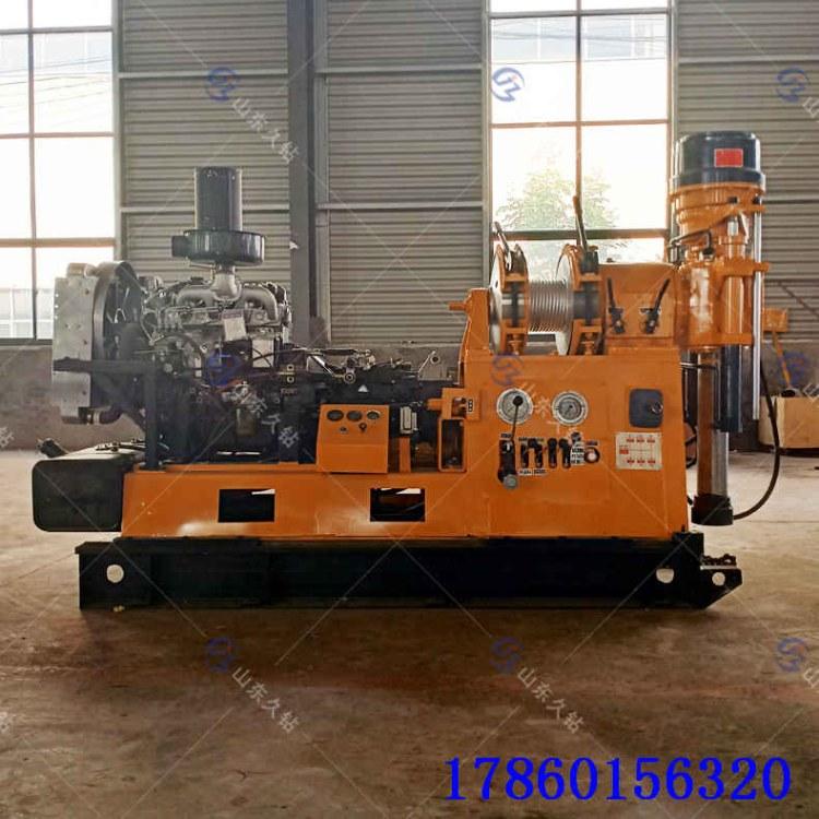 供应久钻大型液压地质勘探钻机XY-3岩心取样钻机