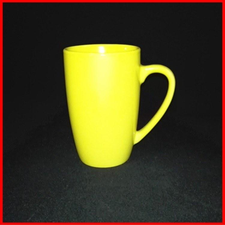 色釉马克杯子 创意广告促销加印logo实用陶瓷杯 供应陶瓷杯咖啡杯批发 定制