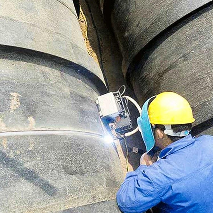 万象全位置管道自动焊机-石油天然气管道自动焊机-提供焊工技术培训