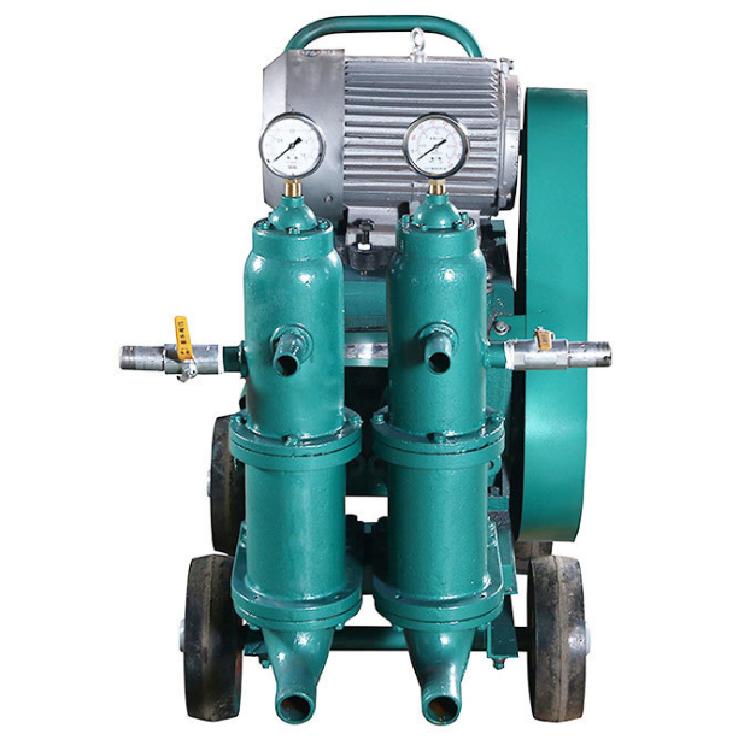 云南德宏怒江迪庆 活塞式注浆泵 双缸双液活塞式灌浆机