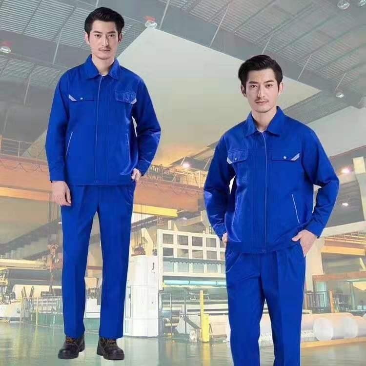 宁森服饰定制工作服 适用于工厂 车间等等工作场景