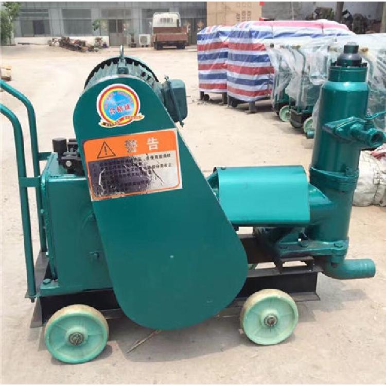 西藏拉萨昌都 水泥灌浆机 双缸活塞泵