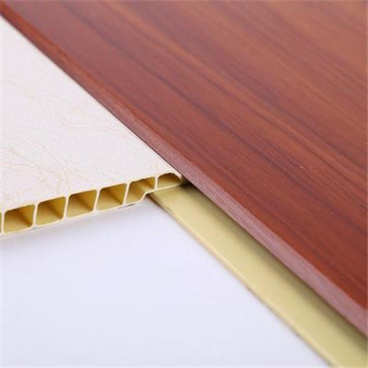 厚泽 竹木纤维集成墙面 安丘品牌厂家 环保墙板 400竹木纤维集成墙面 价格
