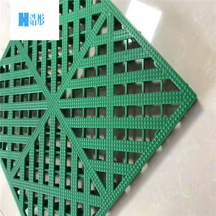 河北浩彤拼接格栅直营 加强版洗车房塑料格栅 高分子多功能塑料拼接 型号齐全
