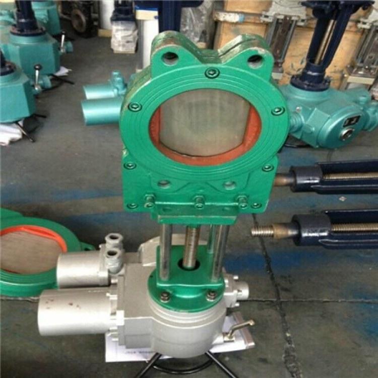 金豪阀门直销Z973X电动浆液阀、电动浆液阀厂家