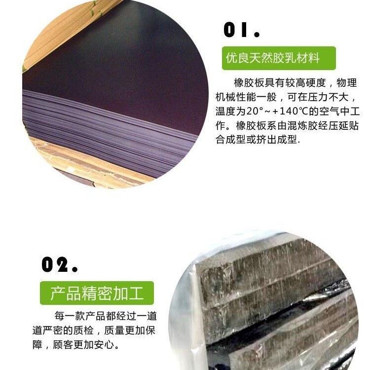 河企厂家直销橡胶板-减震块-高质量减震块