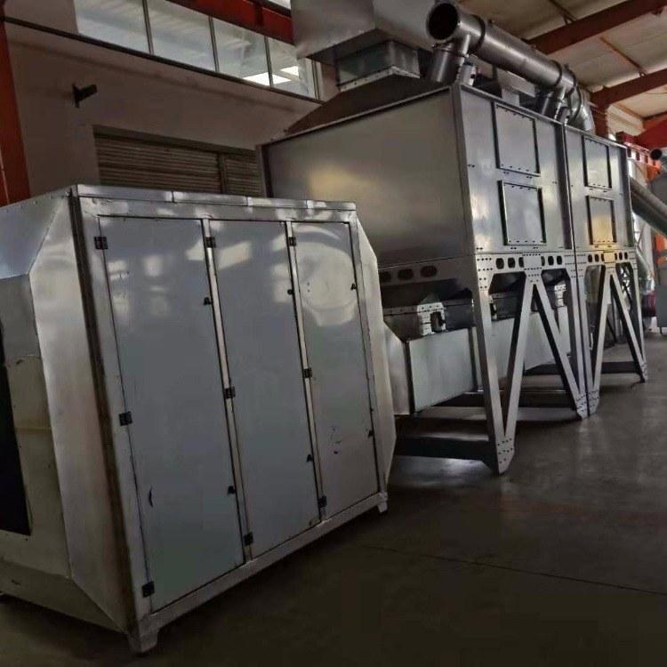 有机废气处理VOCS催化燃烧净化装置 喷漆房 印刷房净化器-锐驰朗环保