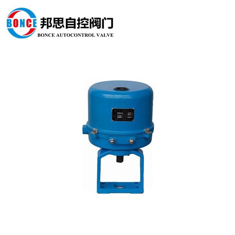 上海邦思/bonce阀门 型号381R/341R角行程电动执行器厂家