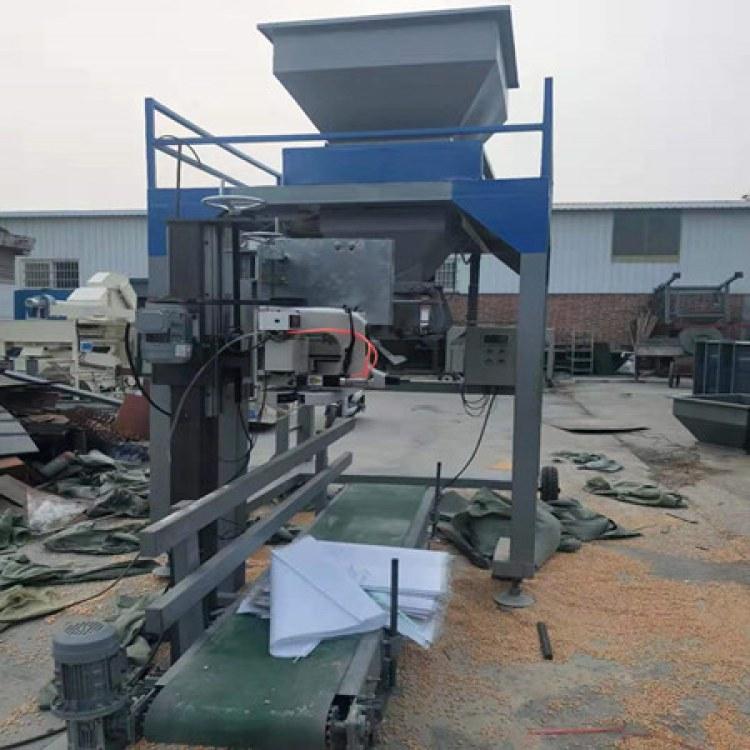 厂家供应玉米灌包机定量包装秤粮食装袋机