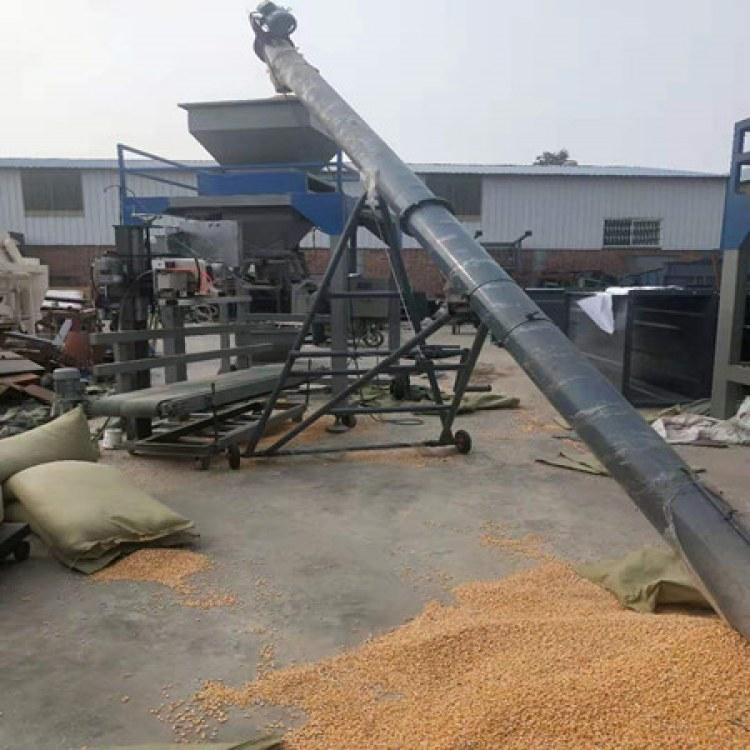 厂家供应粮食装袋机定量灌包机计量包装秤