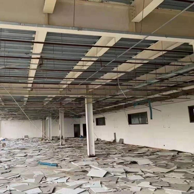 徐州精品二层平台梁出售  越新二手钢结构公司现货直销精品二层平台梁出售