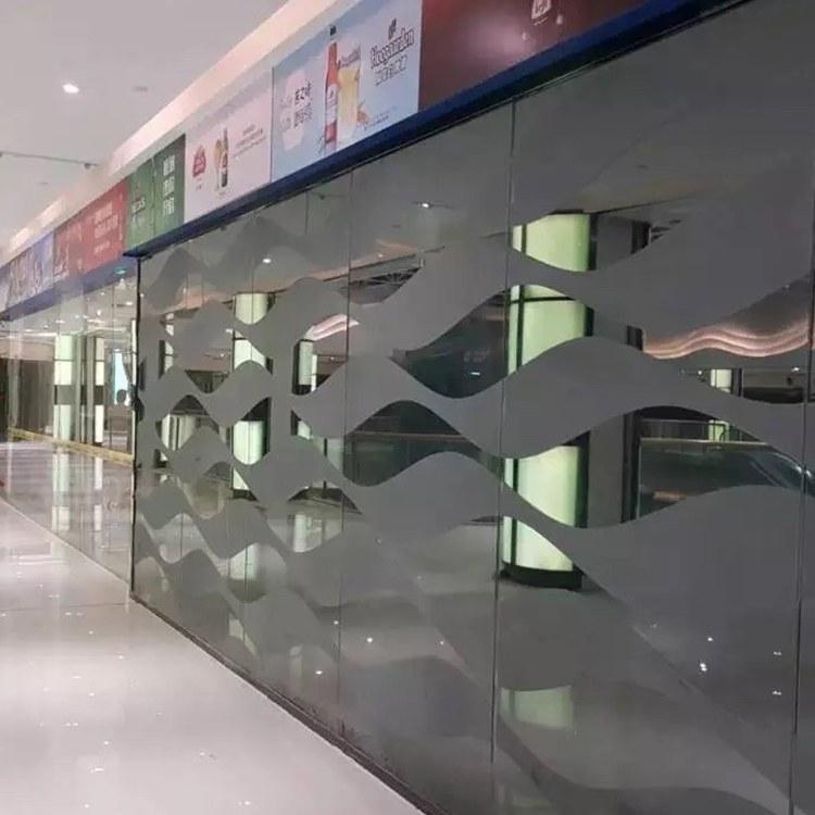 徽之星酒店艺术背景玻璃厂家直销 夹绢夹丝玻璃厂家定制价格