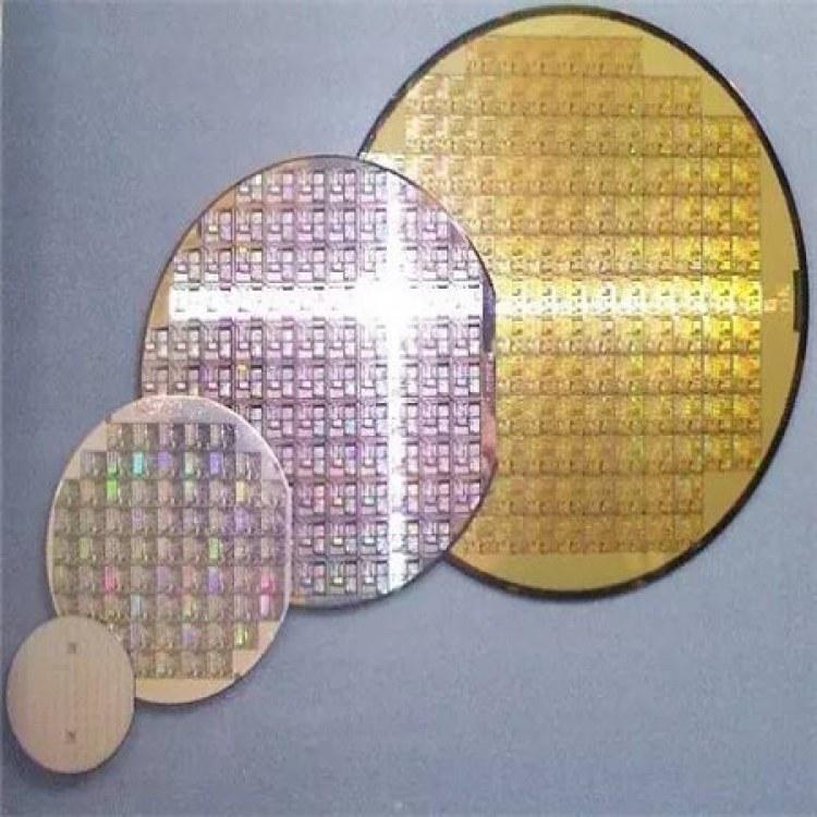 IC硅片回收 抛光片回收 半导体光刻片彩片收购 恒巨光电