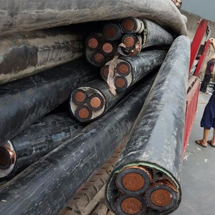 泰州电力电缆线回收 姜堰高压电缆回收商家
