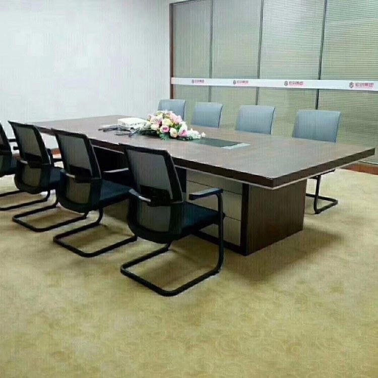 南京贡广家具会议桌会议桌 江苏会议桌厂