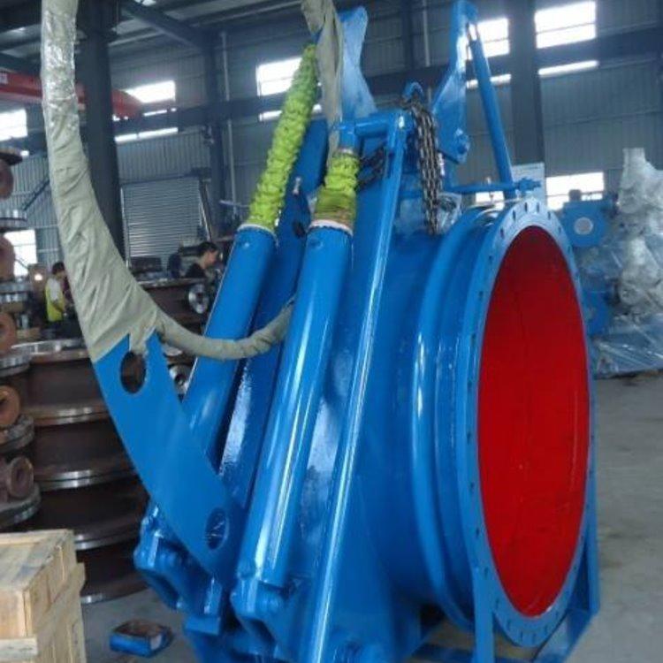 轩诚阀门厂专业生产  均压阀  KF943X电动敞开式插板阀