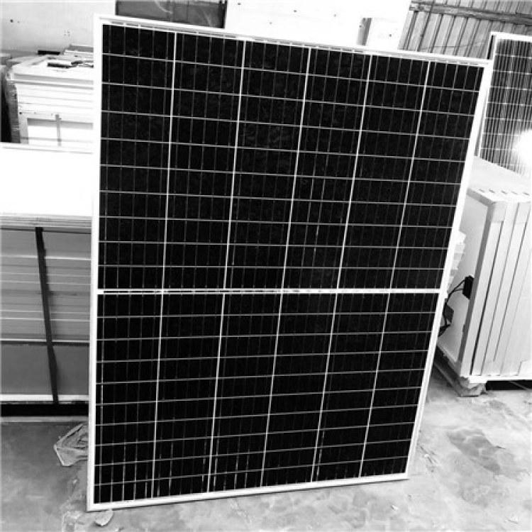 双玻双面发电组件回收 双玻光伏板双面光伏板回收|昆山西瑞尔