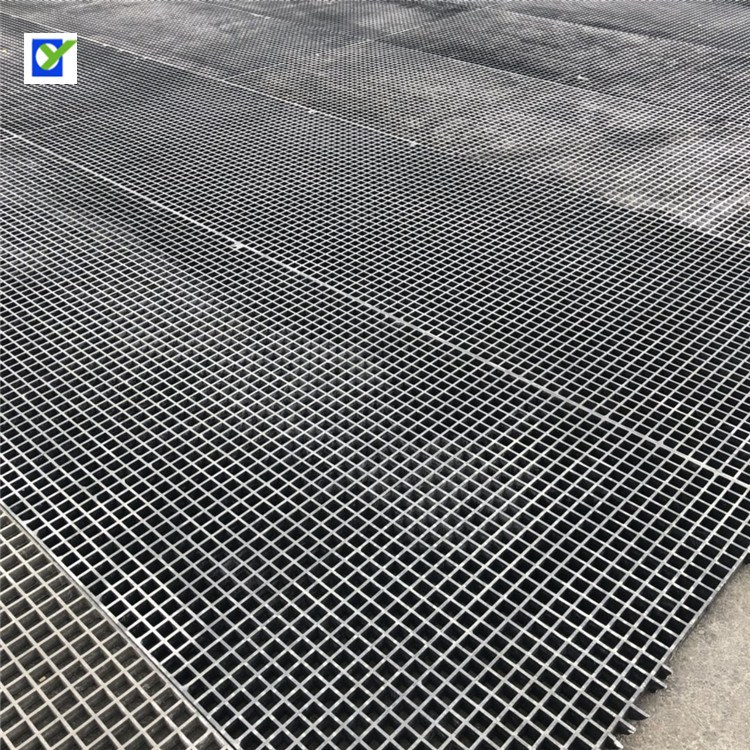 河北欧意玻璃钢格栅地沟盖板 洗车房专用地网格板 养殖鸽舍玻璃钢格栅