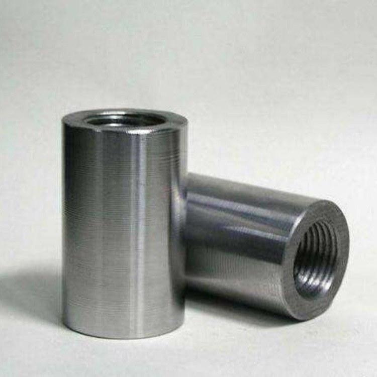 品牌推荐钢筋直螺纹连接套筒 40钢筋套筒公司