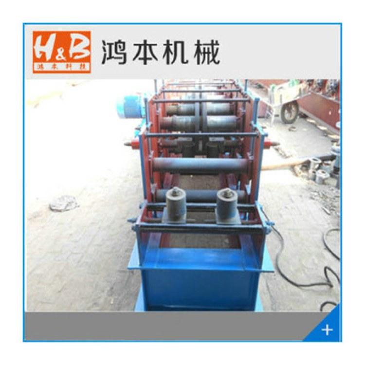 鸿本机械 厂家供应角钢成型机 角钢冲孔剪切 成型设备