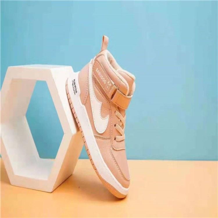 巴布豆 特步 361 安踏 19新款潮流童鞋,二棉大棉鞋 百搭保暖 透气舒适
