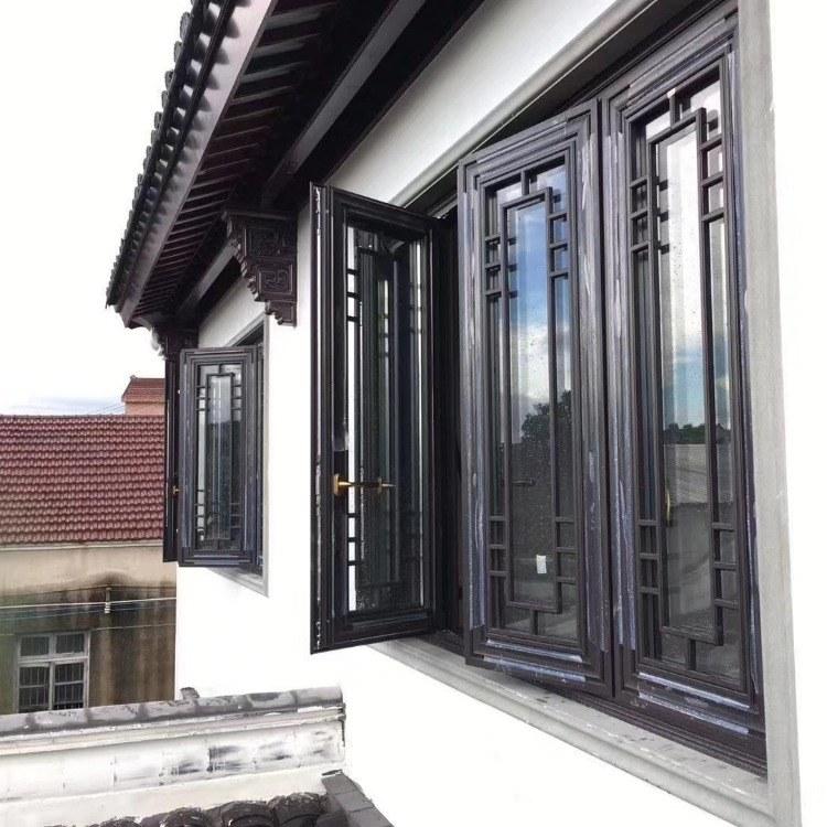 复古门窗作为一项仿古的新工艺