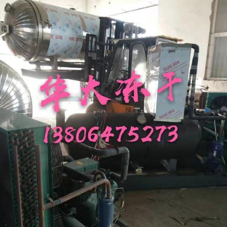供应鱼片冷冻干燥设备 海参真空冻干机 华大鸡肉冻干机