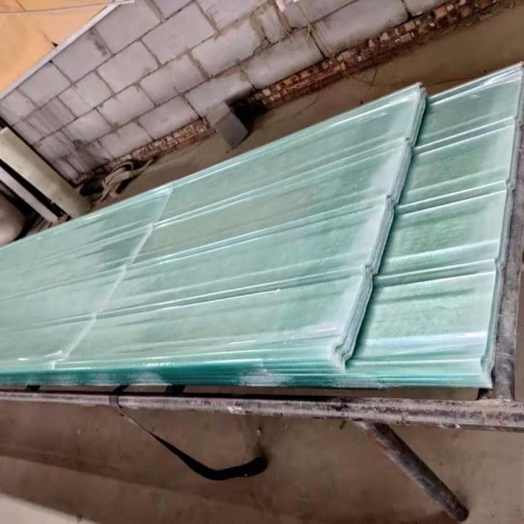 厂家供应胶衣板840型900型  防腐耐磨采光瓦  FRP胶衣涂层采光瓦
