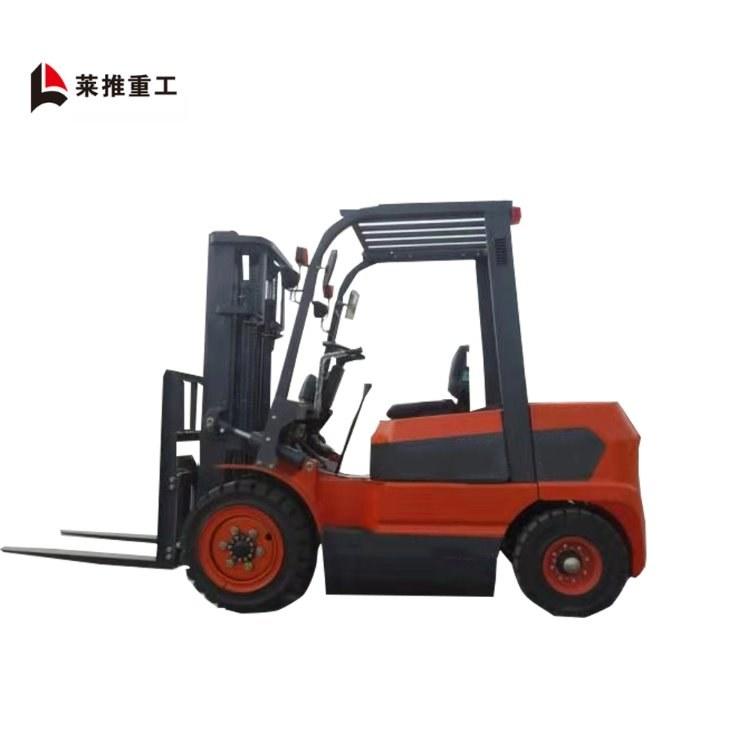 小型叉车 前进式短距离运输作业物流装卸用轮式小型叉车
