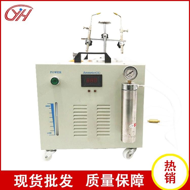 OHYH-200 玻尿酸安瓿瓶氢氧焰熔封机热熔拉丝氢氧焰封口机