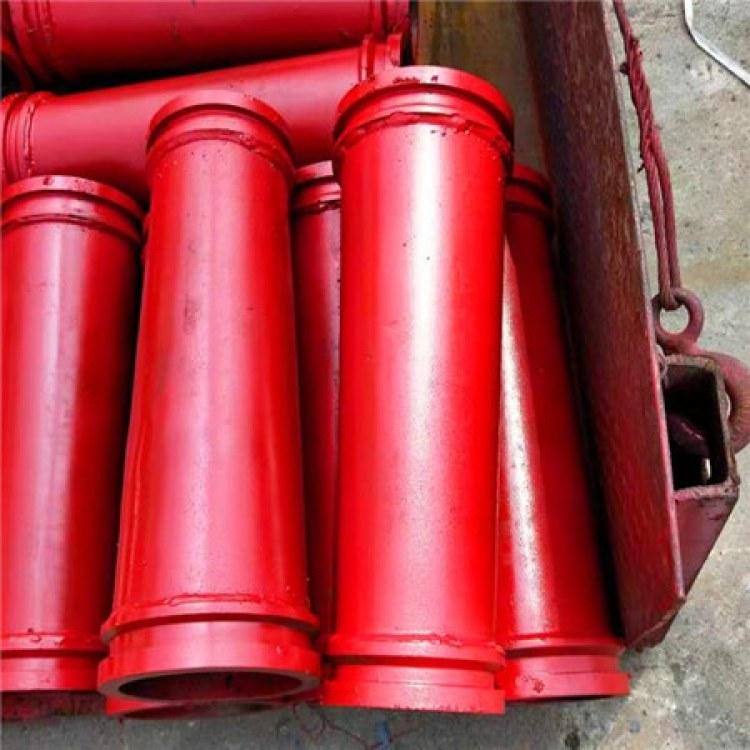 通润管道专业生产 地泵管 胶管 耐磨管 管卡 砼泵配件