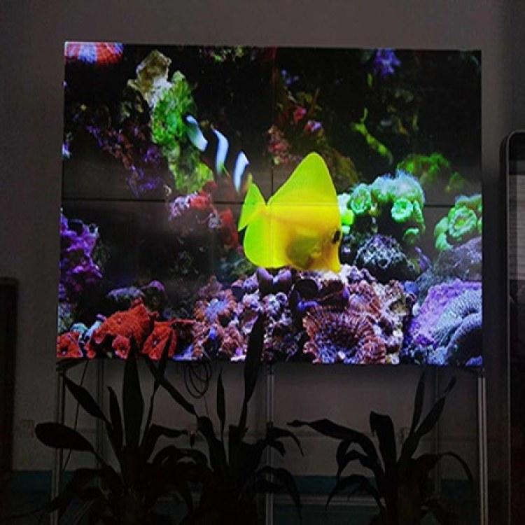 温岭三星液晶拼接屏46寸价格无缝显示屏价格工业级拼接大屏幕