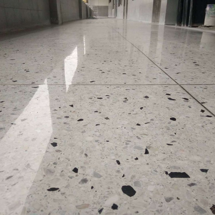 水磨石地面打磨抛光-固化地面-无尘密封地坪-耐磨地坪施工厂家