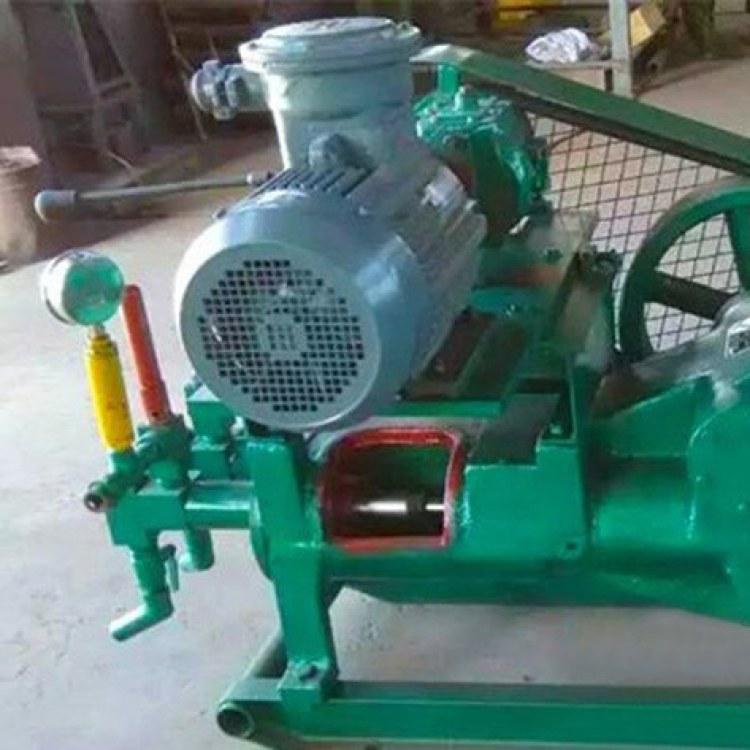 矿用4挡调速水泥压浆泵 矿用4挡调速水泥压浆泵厂家