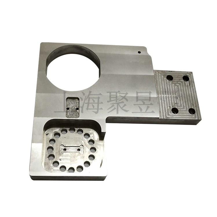 聚昱 精密铝件 数码相机铝合金配件加工中心