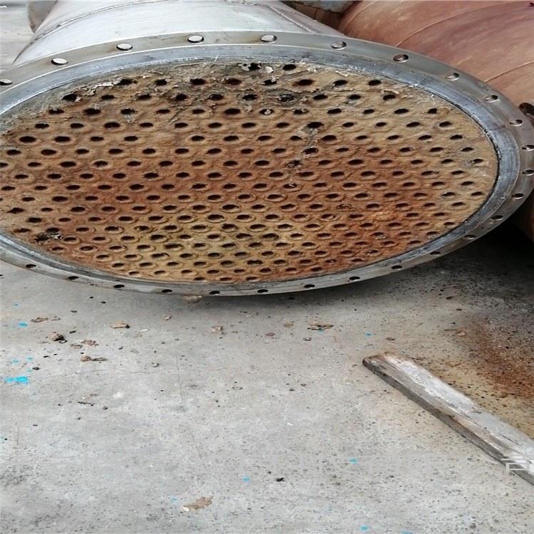 化工设备 换热器高压水清洗 再沸器 加热器 焦化厂冷凝器清洗
