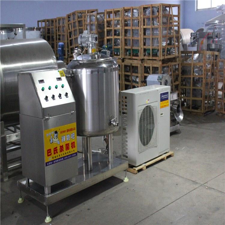 凝固型老酸奶生产线