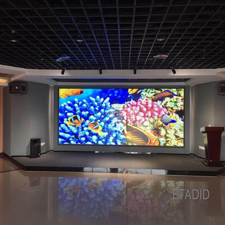 山西厂家直销液晶无缝拼接大屏幕商用显示屏监控会议室大屏 全国上门安装