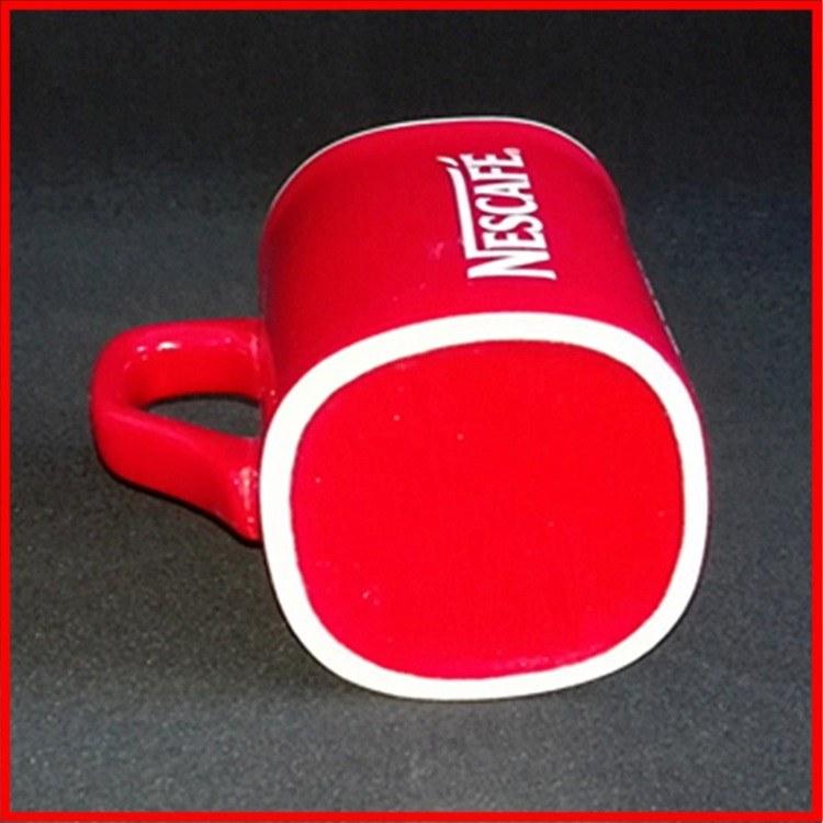 淄博陶瓷杯厂家 新品促销马克杯 热转印涂层照片杯 创意陶瓷变色咖啡杯 定制批发