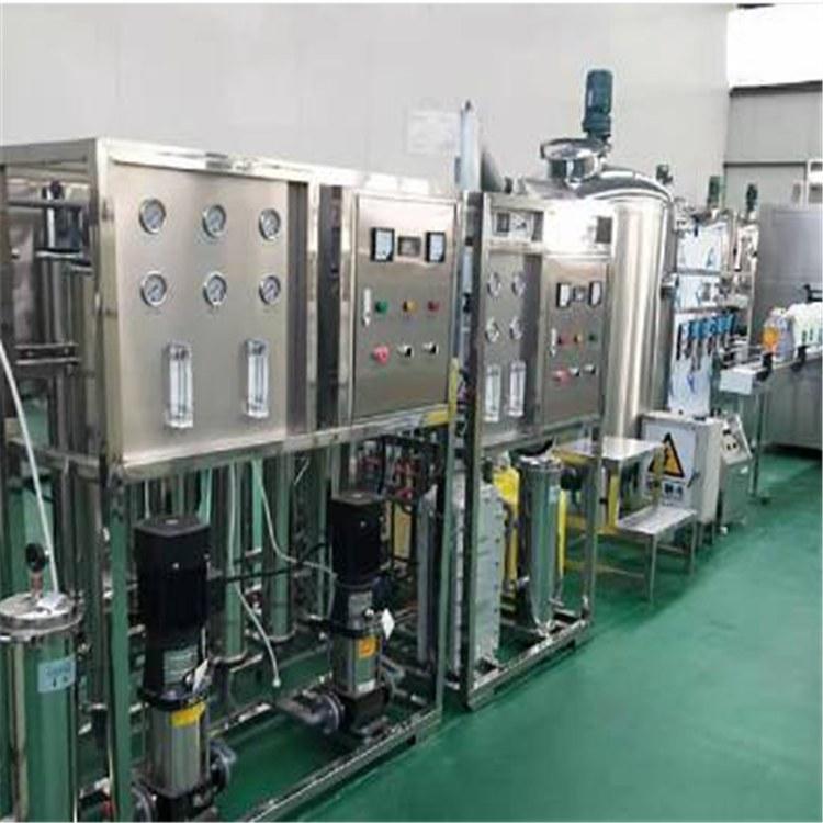 小型洗衣液生产设备