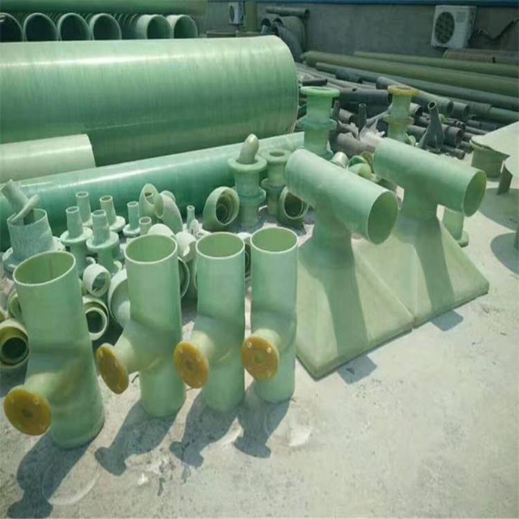 厂家直销玻璃钢管件玻璃钢弯头厂家可加工定做