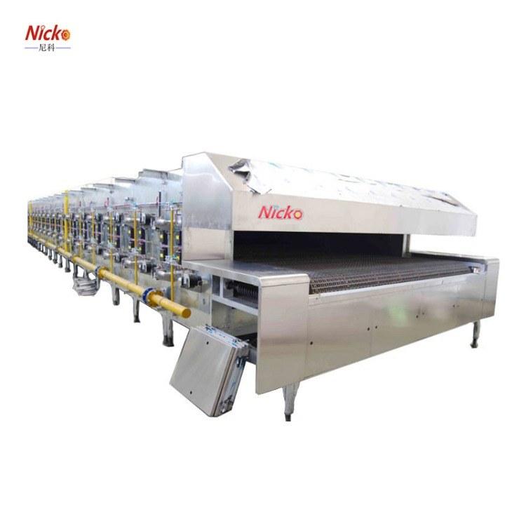 燃气隧道炉定制 面包月饼烘炉商用 广州隧道炉生产厂家