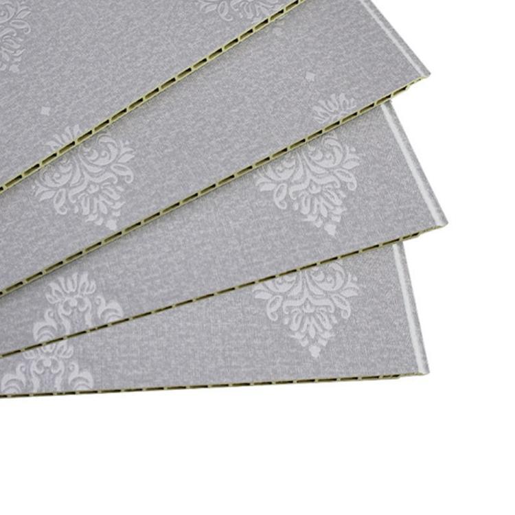 竹木纤维板墙板价格呆呆熊300mm护墙板竹木纤维定制批发