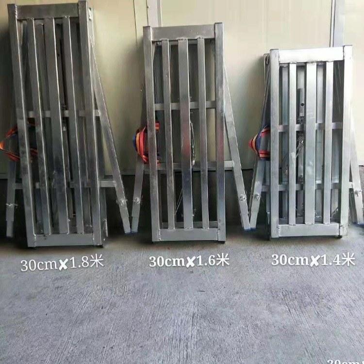 加厚折叠凳 多功能装修马镫 升降脚手架规格齐全可定制