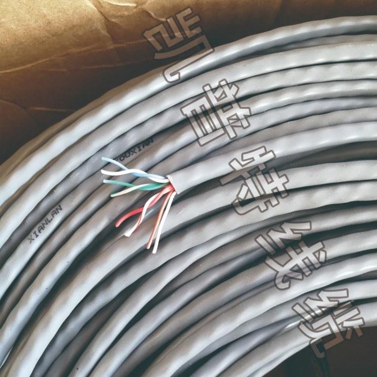 超五类网线凯普特牌布线工程超五类四对双绞线 千兆网速等你来体验