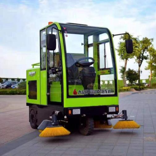 卓越全自动扫地车供应商 欢迎订购扫地车